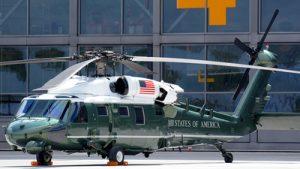 obamas helikopter
