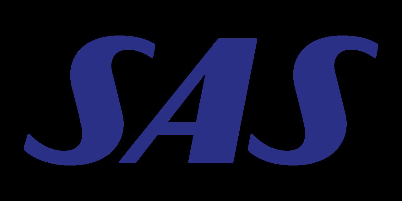 sas logo blue